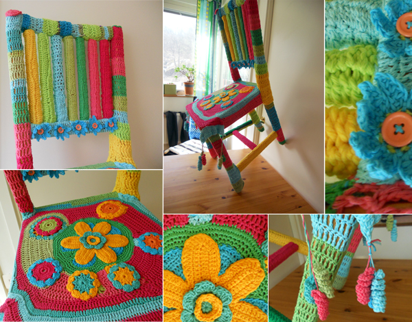 Crochet chairs1