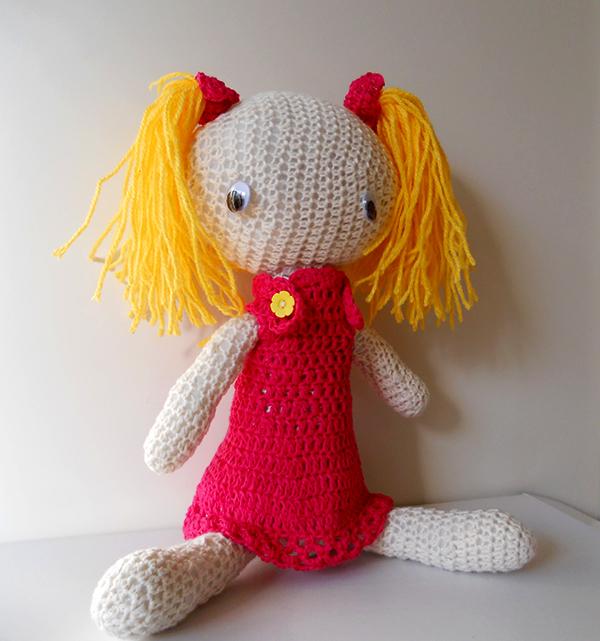Crochet-girl
