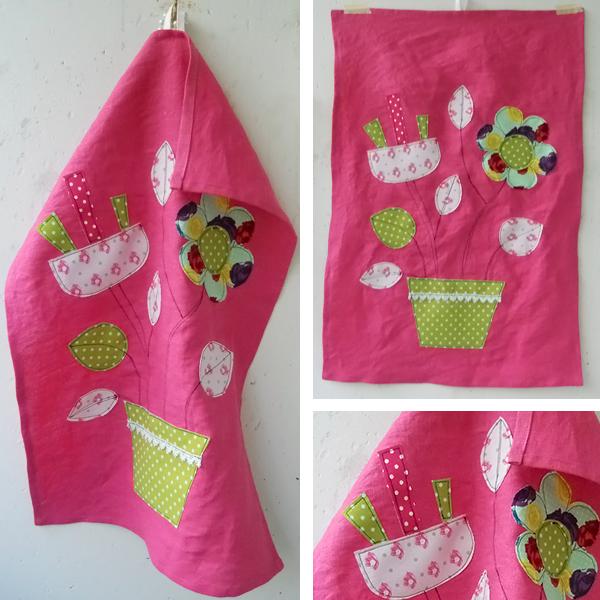 Tea-towel