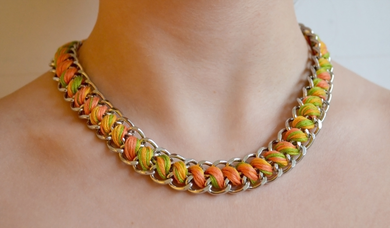 Necklace-multi