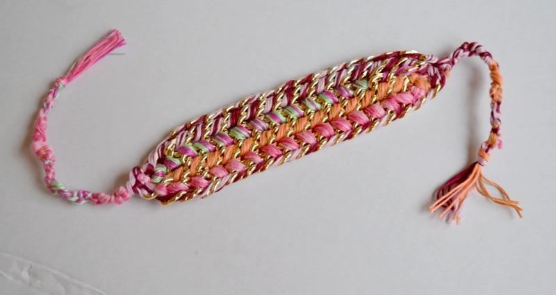 Bracelet-multi-chain
